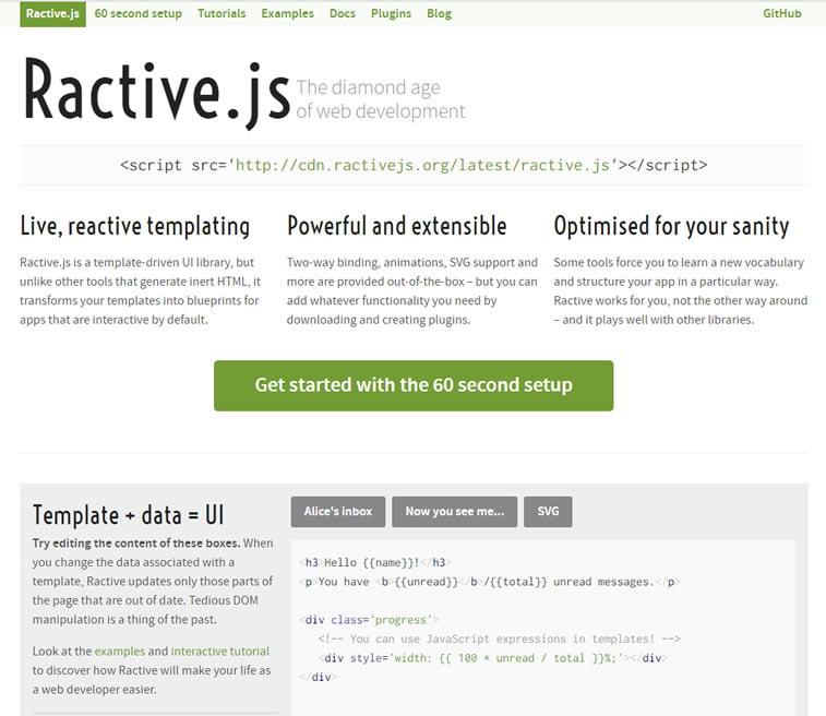 12 korisnih JavaScript biblioteka za 2017. godinu 12