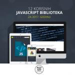 12 korisnih JavaScript biblioteka za 2017. godinu