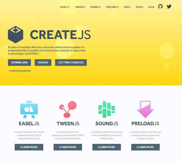 12 korisnih JavaScript biblioteka za 2017. godinu 4