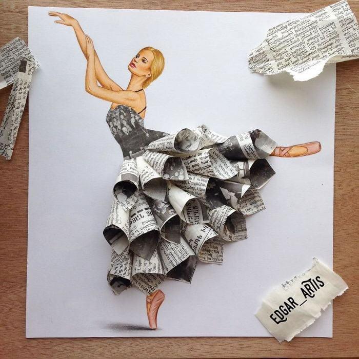 neobični dizajn haljina od predmeta za svakodnevnu upotrebu 11