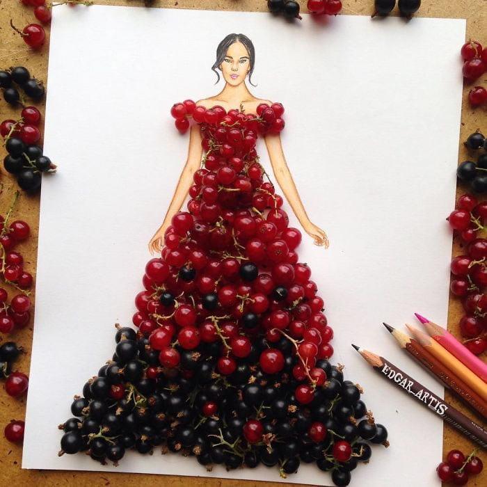 neobični dizajn haljina od predmeta za svakodnevnu upotrebu 12