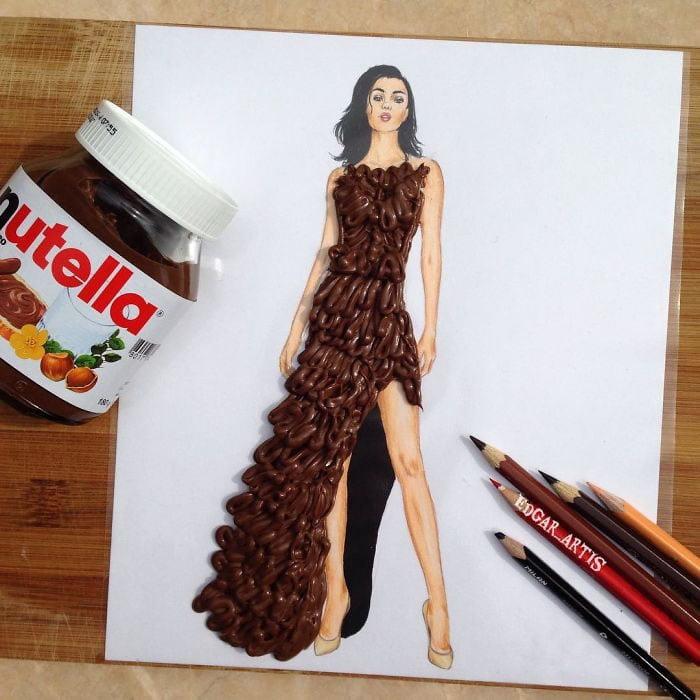 neobični dizajn haljina od predmeta za svakodnevnu upotrebu 13