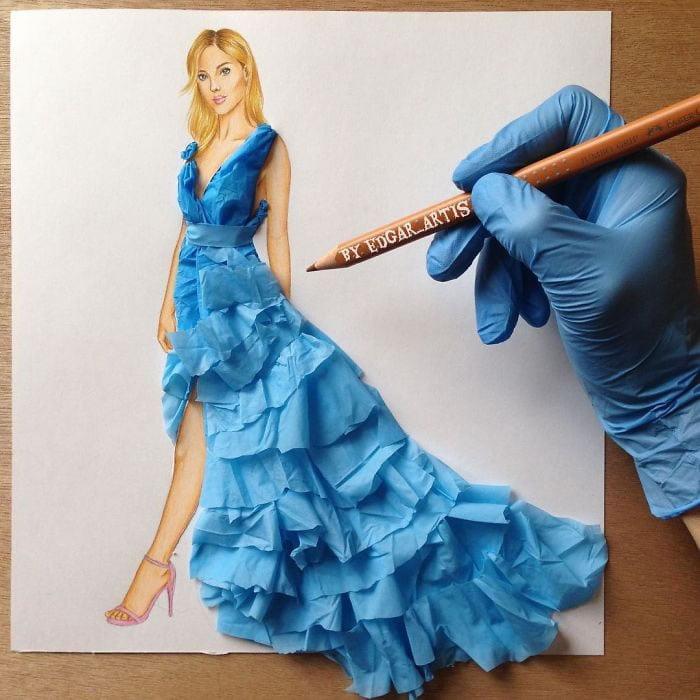 neobični dizajn haljina od predmeta za svakodnevnu upotrebu 20