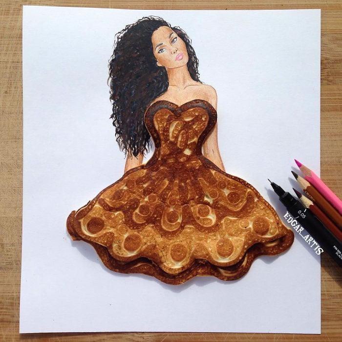 neobični dizajn haljina od predmeta za svakodnevnu upotrebu 23