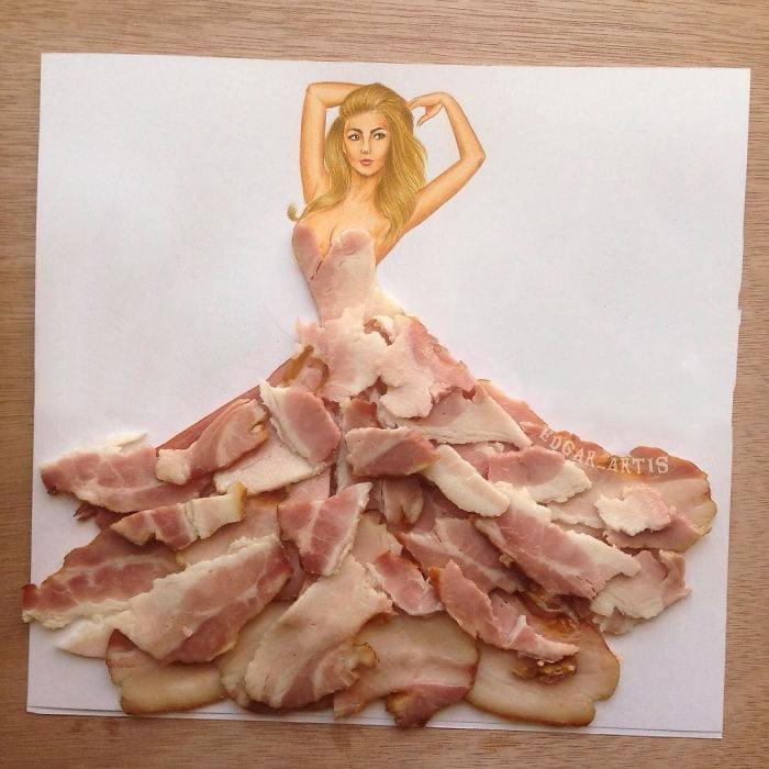 neobični dizajn haljina od predmeta za svakodnevnu upotrebu 32