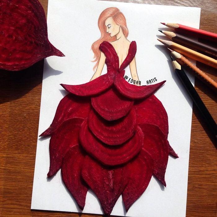 neobični dizajn haljina od predmeta za svakodnevnu upotrebu 9