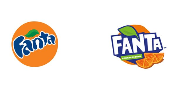 fanta logo redesign