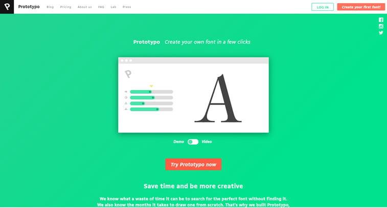 napravite sopstveni font: 4 korisna vebsajta3