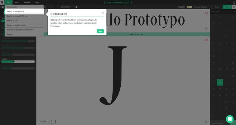 napravite sopstveni font: 4 korisna vebsajta6