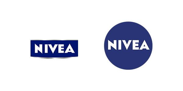 nivea logo redesign