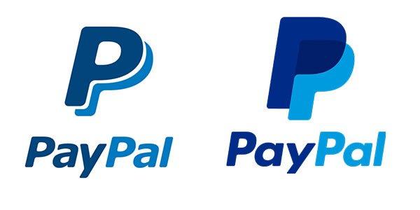 paypal logo redesign