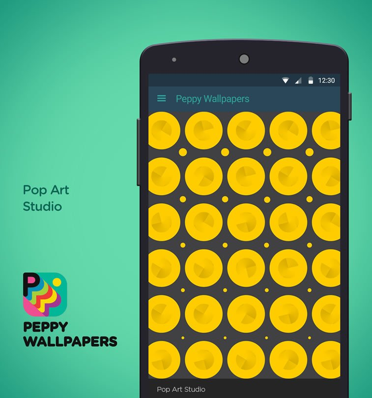 peppy works wallpapers turgay mutlay 11 popart studio