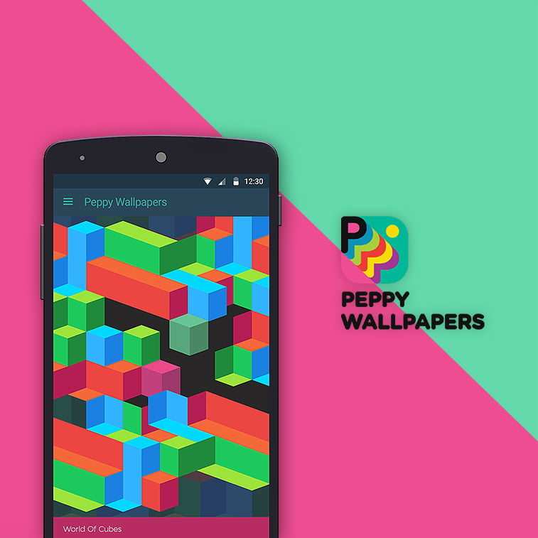 Interesting Android wallpapers from Peppy Works