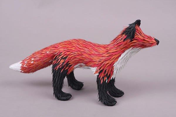 red fox rebeka molnar paper designer 1