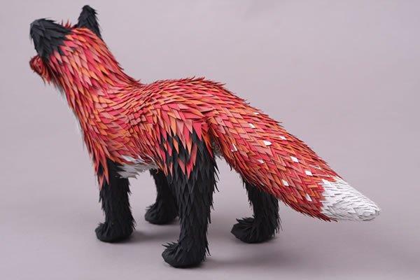 red fox rebeka molnar paper designer 2