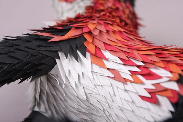 red fox rebeka molnar paper designer 3