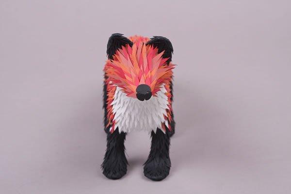 red fox rebeka molnar paper designer 4