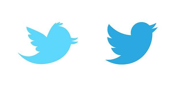 twitter logo redesign