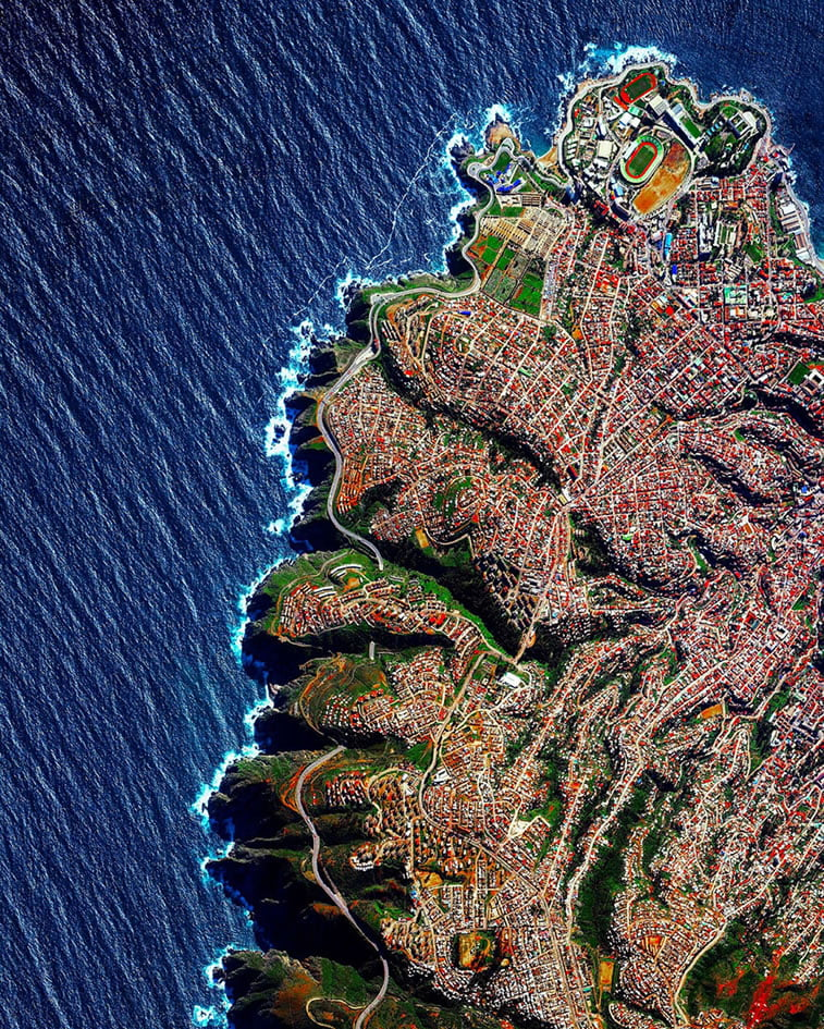 Zemlja iz perspektive Bendžamina Granta 1