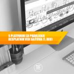5 platformi za pravljenje besplatnih veb sajtova