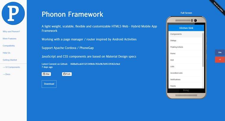 10 phonon framework