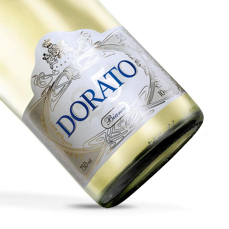 label design dorato 3