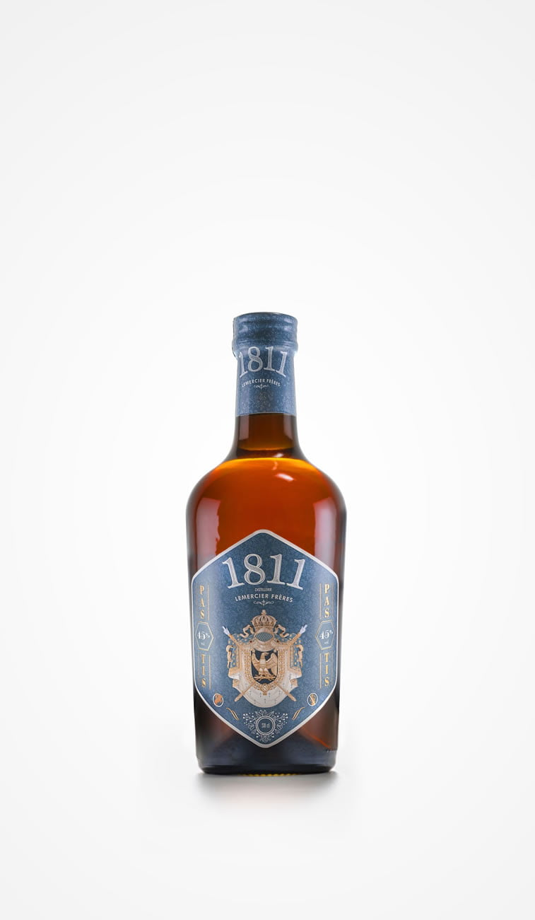 label design pastis 1811 4