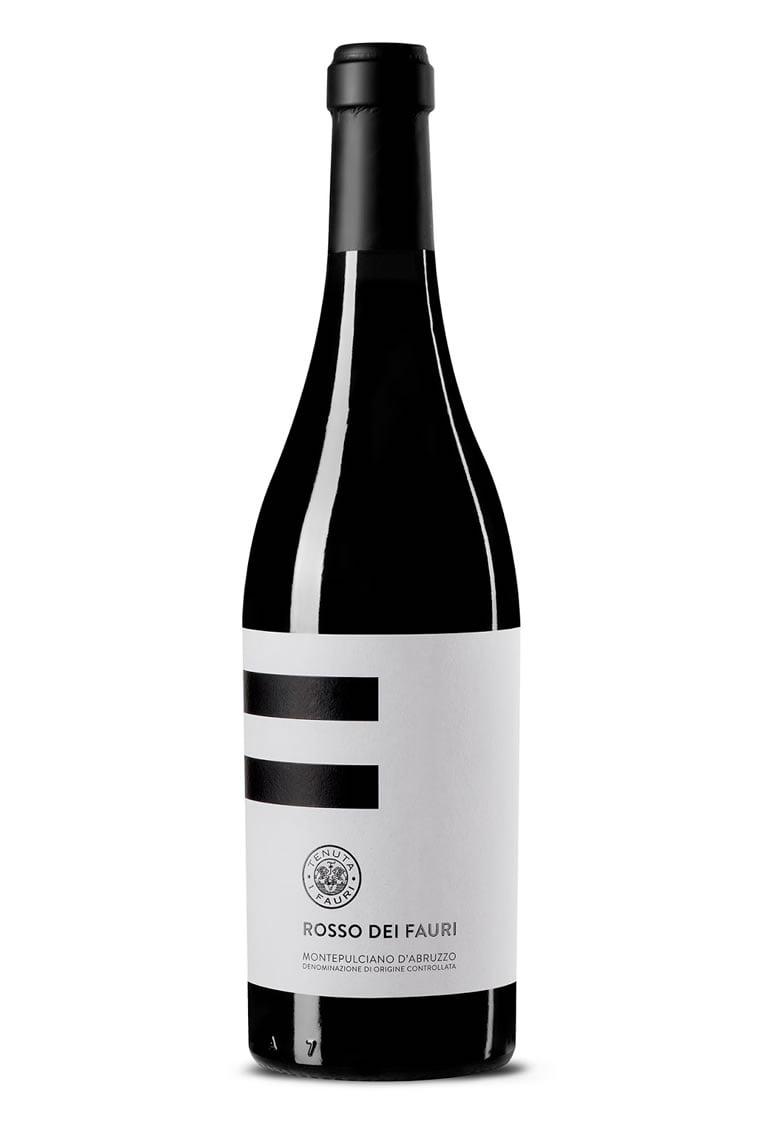 label design rosso dei fauri 4