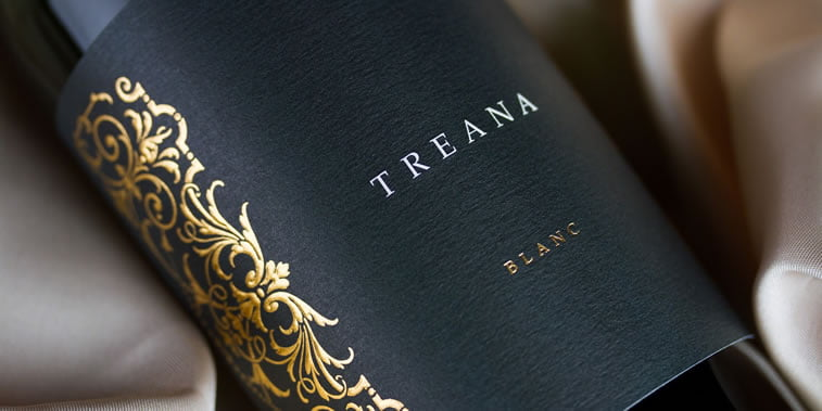 label design treana blanc 1