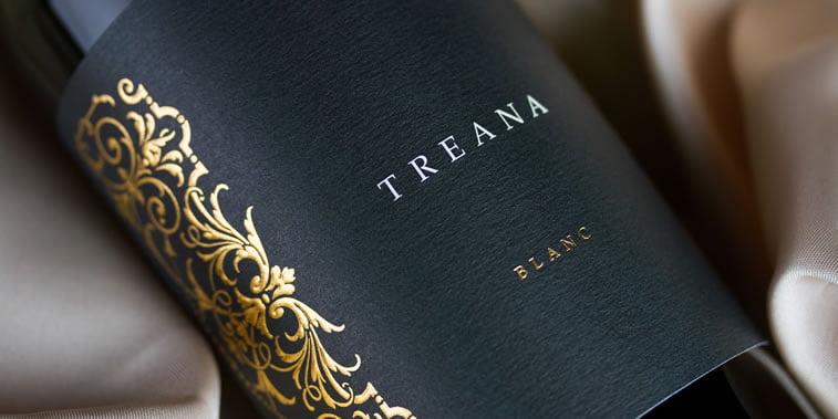 label design treana blanc 1