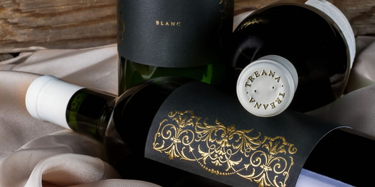 label design treana blanc 2