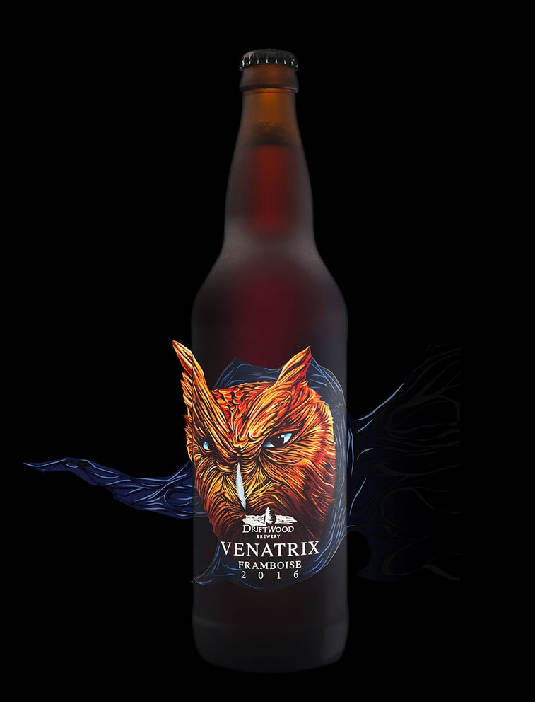label design venatrix 3