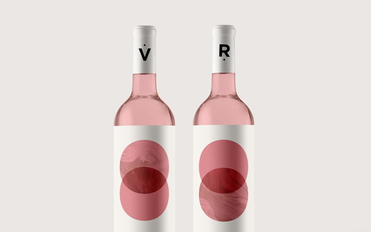 label design vinaroja 2