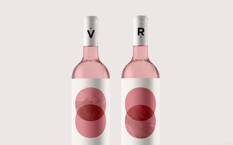 label design vinaroja 2