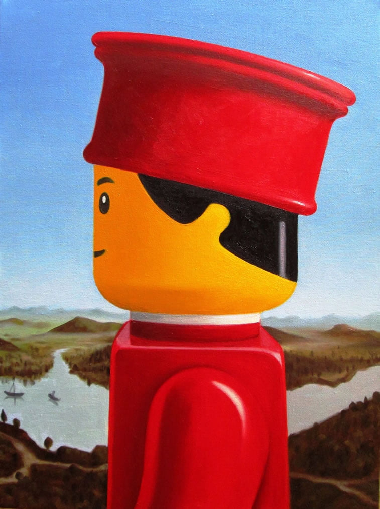 Lego u službi umetnosti Stefana Bolkata 5