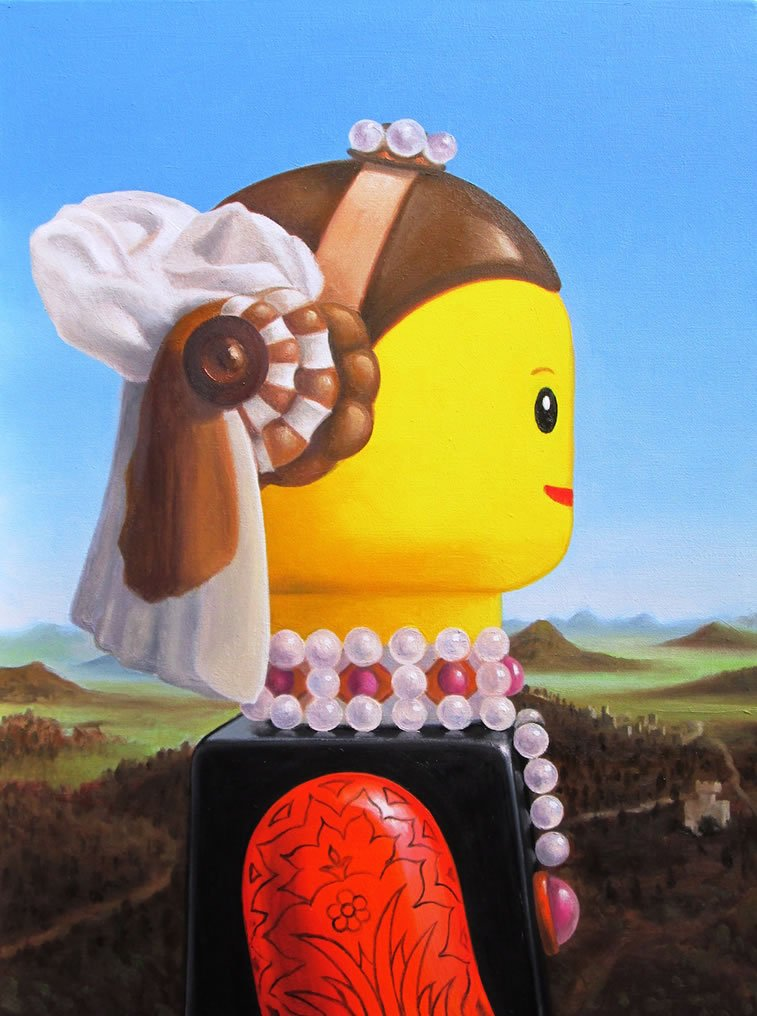 Lego u službi umetnosti Stefana Bolkata 6