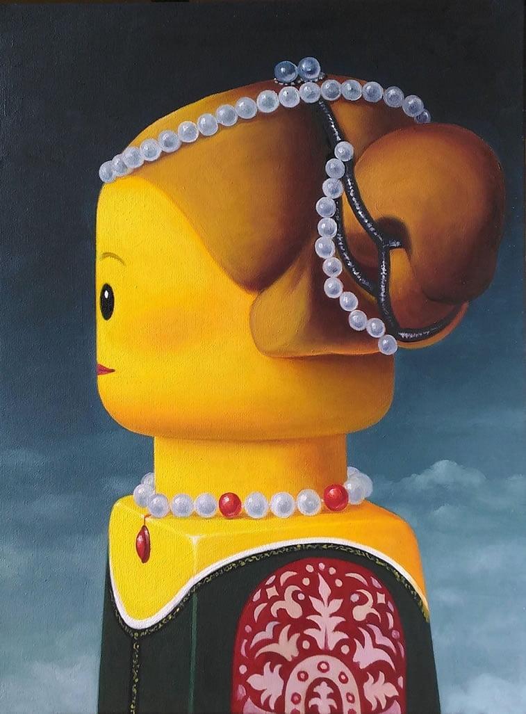 Lego u službi umetnosti Stefana Bolkata 7