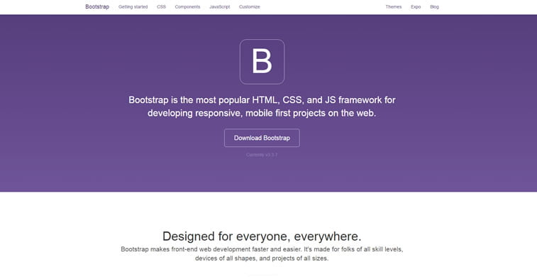2 bootstrap