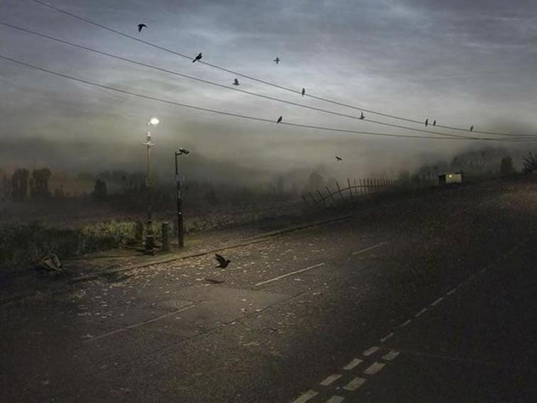 9 fotomontaze britanske umetnice