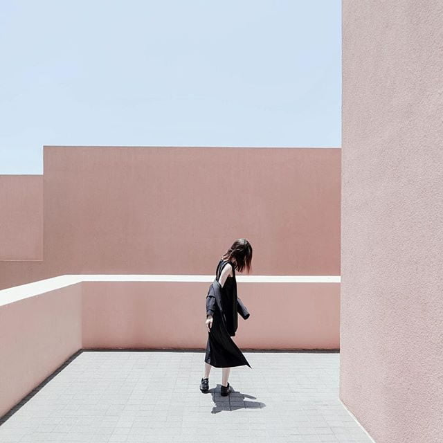minimalist photos of urban architecture 3