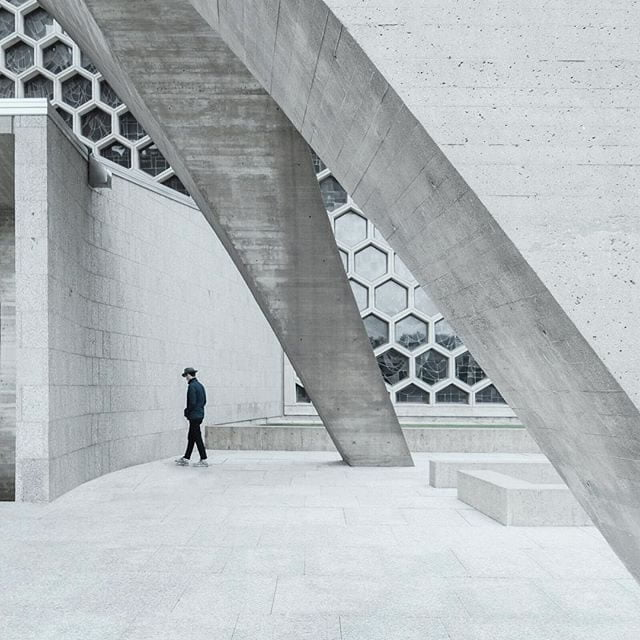 minimalist photos of urban architecture 6