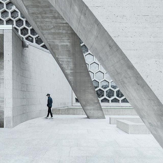 minimalist photos of urban architecture 6