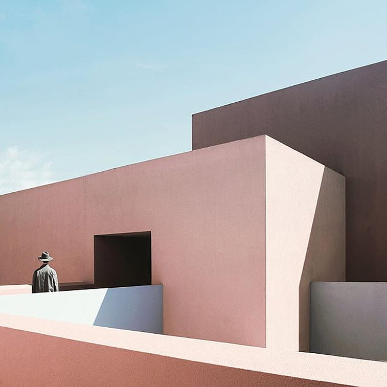 Minimalist Architecture: Minimalist Photos Of Urban Architecture