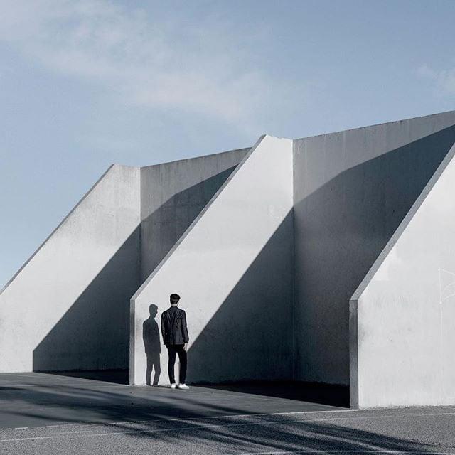 minimalist photos of urban architecture 8