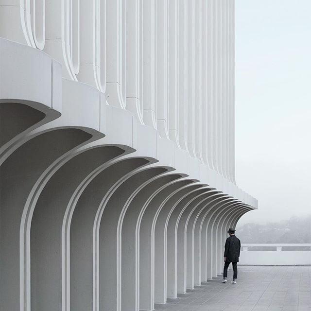minimalist photos of urban architecture 9