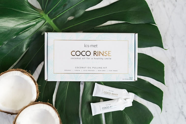 beauty products packaging design kismet coco rinse