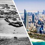 Fotografije svetskih metropola nekad i sad (2. deo)