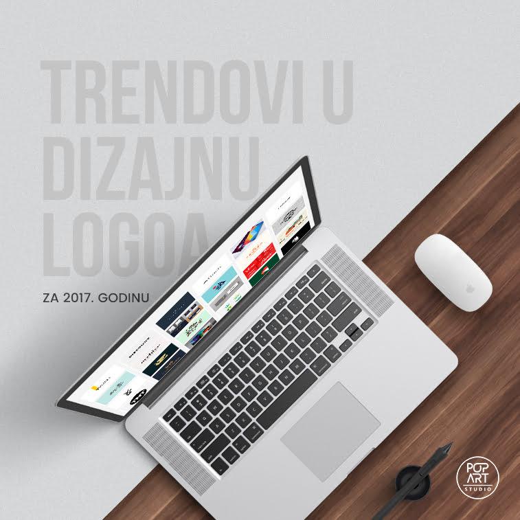 Trendovi u dizajnu logoa za 2017. godinu