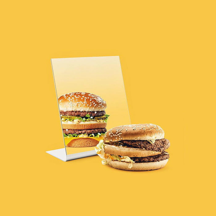 Consumerism culture mocked by Tony Futura bruger reality