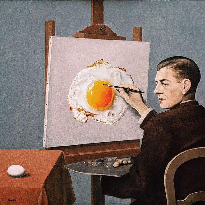Consumerism culture mocked by Tony Futura painter